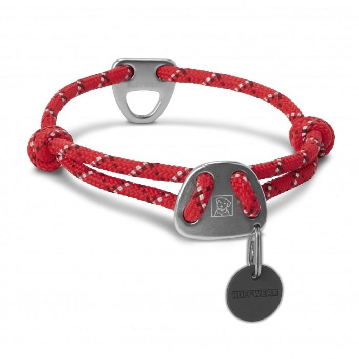 Collier, laisse et harnais - Collier corde Knot-a-collar pour chiens