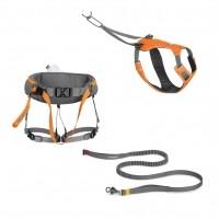 Accessoire de canicross et ski-joering - Kit Omnijore Joring System Ruffwear