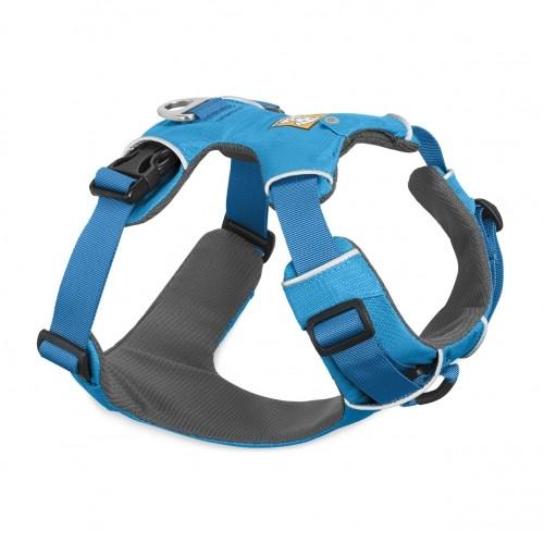 Collier, laisse et harnais - Harnais Front Range - Bleu pour chiens