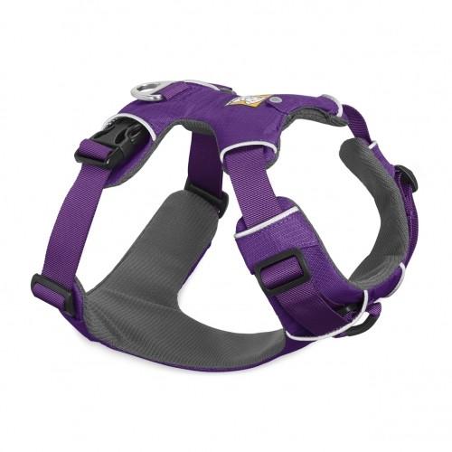 Collier, laisse et harnais - Harnais Front Range - Violet pour chiens