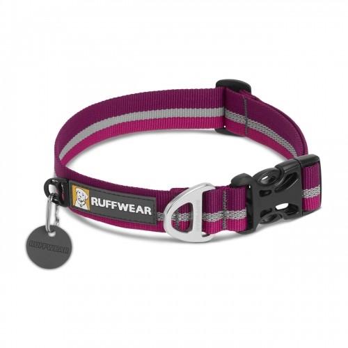 Collier, laisse et harnais - Collier Crag - Violet pour chiens