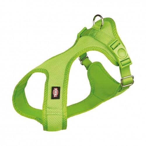 Collier, laisse et harnais - Harnais Comfort Soft - Vert Pomme pour chiens