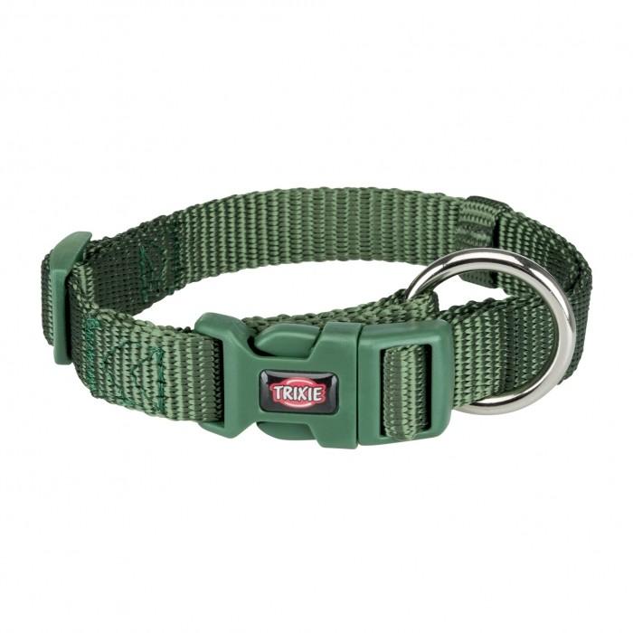 Collier, laisse et harnais - Collier Premium S-M pour chiens