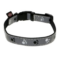 Collier pour chien - Collier Silver Reflect Trixie