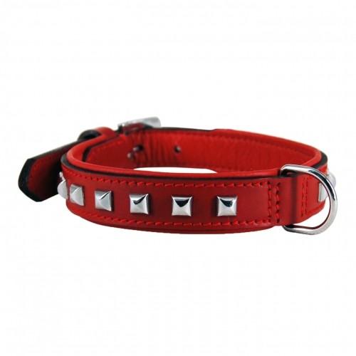 Collier, laisse et harnais - Collier Contemporain en cuir pour chiens