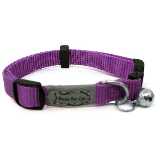 Collier pour chat - Collier Basic Line Wouapy