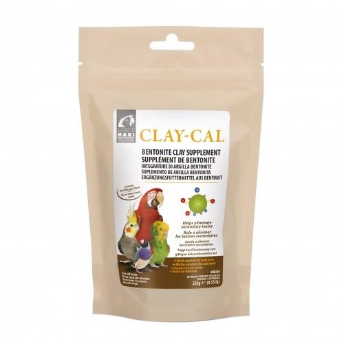 Complément santé oiseau - Clay-Cal supplément argile pour oiseaux