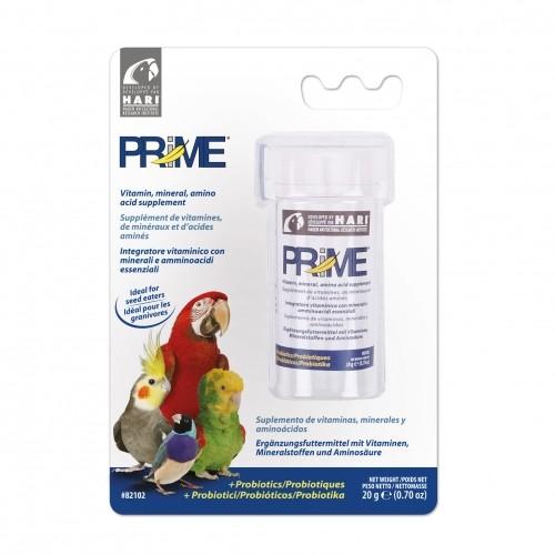 Complément santé oiseau - Prime supplément vitamines, minéraux et acides aminés pour oiseaux