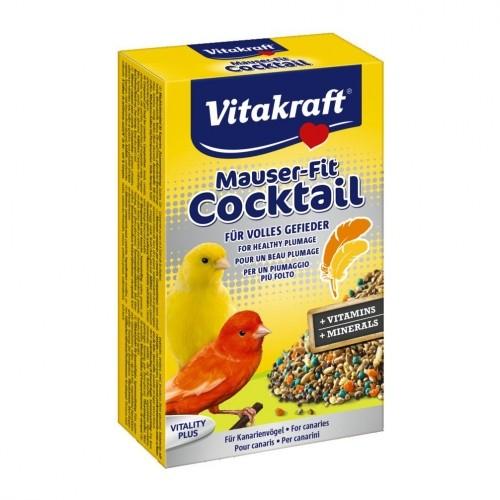 Complément santé oiseau - Cocktail mue pour oiseaux