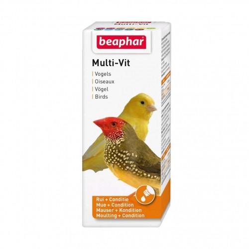 Complément santé oiseau - Multi-Vit pour oiseaux