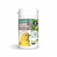 complément alimentaire pour oiseau - Poudre Hygiène intestinale Naturly's