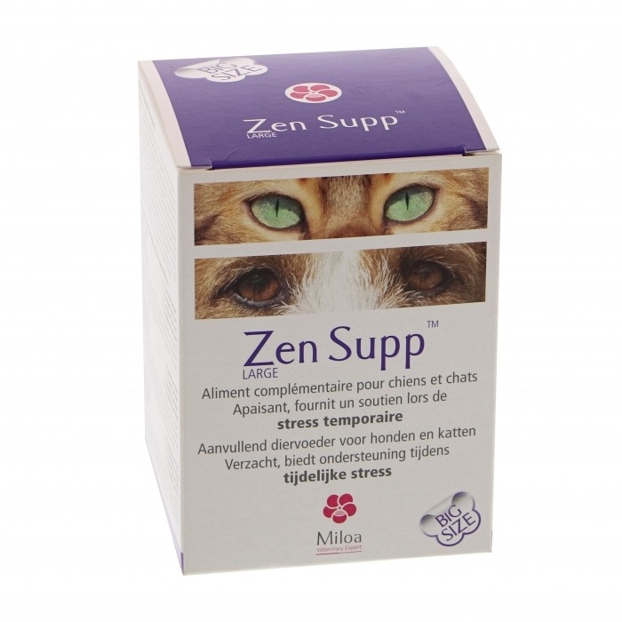 Comportement éducation - Zen Supp pour chats
