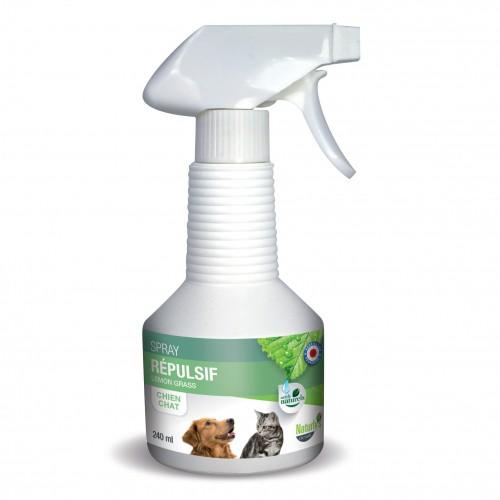 Comportement éducation - Spray Répulsif Lemon Grass pour chiens
