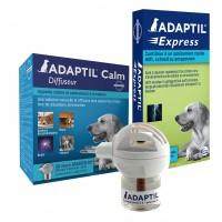 Anti-stress pour chien - Adaptil® Pack Tranquilité anti-stress Ceva