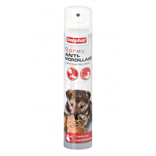 Comportement éducation - Spray anti-mordillage pour chiens
