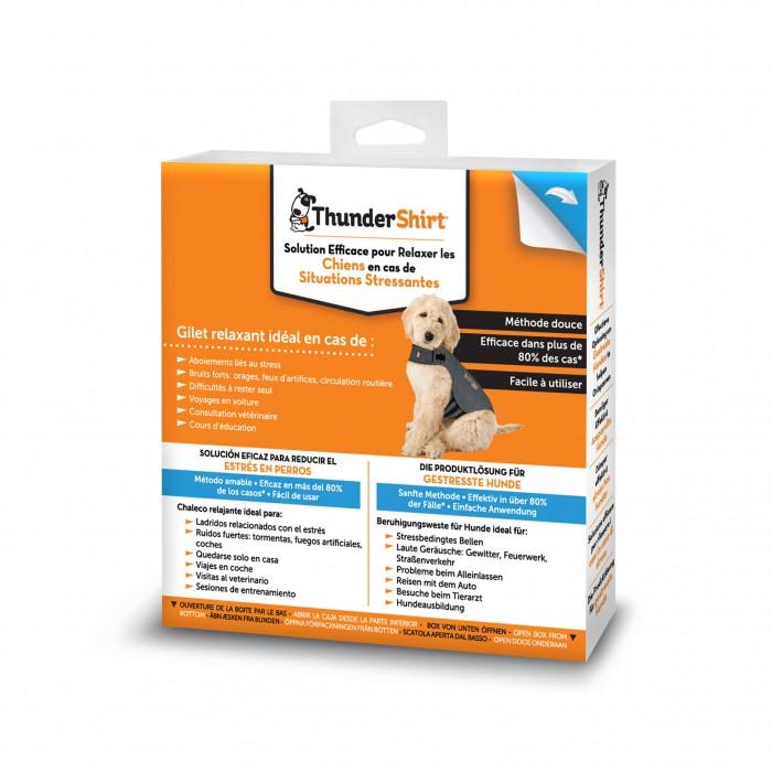 Comportement éducation - T-shirt contre l'anxiété pour chiens