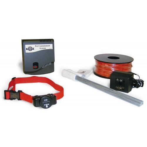 Clôture anti-fugue sonore et électrostatique - Clôture Radio Fence Ultralight Petsafe