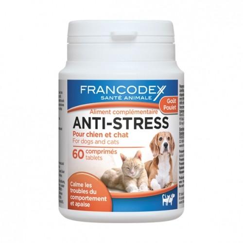 Comportement éducation - Comprimés anti-stress pour chats