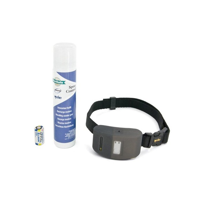 collier anti aboiement dog spray deluxe collier anti. Black Bedroom Furniture Sets. Home Design Ideas