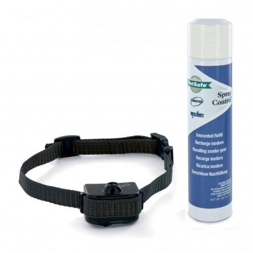 Collier, laisse et harnais - Collier anti-aboiement Dog Spray Compact pour chiens