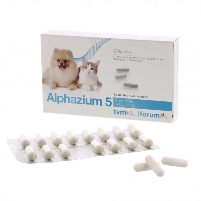Comportement éducation - Alphazium® 5 pour chats