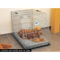 Caisse de transport pour voiture - Cage Dog Residence Mobile Savic