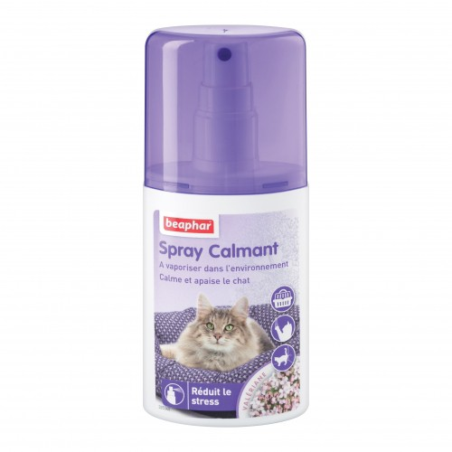 Comportement éducation - Spray calmant pour chats