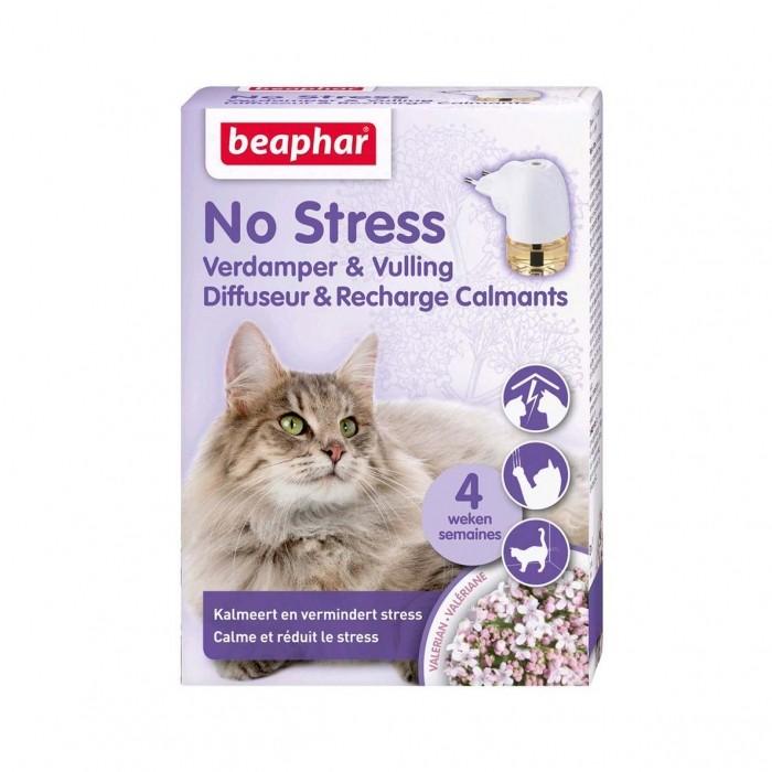 Comportement éducation - Diffuseur Calmant No Stress Chat pour chats
