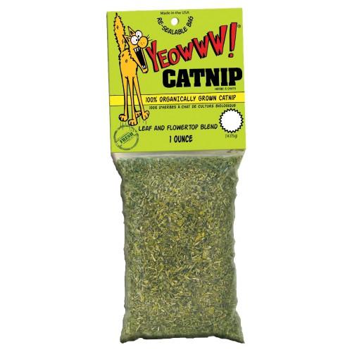 Comportement éducation - Sachet d'herbe à chat pour chats