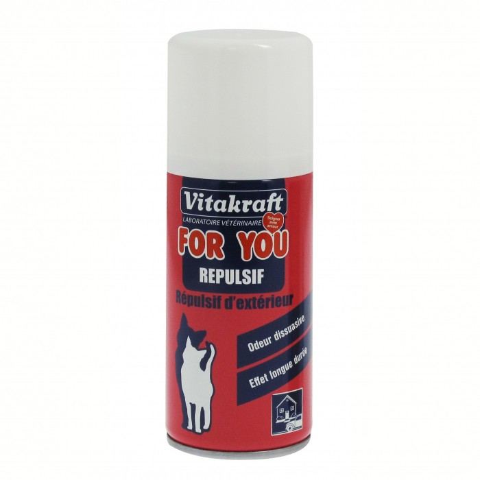 R pulsif for you r pulsif chat vitakraft wanimo for Exterieur pour chat