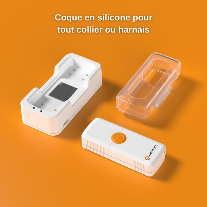 Chatière, sécurité, anti-fugue - Traceur GPS Cats 2 pour chats