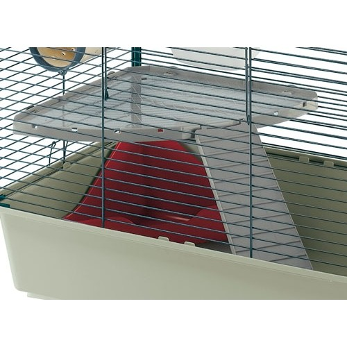 Couchage et habitat rongeur - Plateforme pour cage Ferplast pour rongeurs
