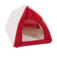 Dôme et maison pour hamster - Tipi Vanilla Kerbl
