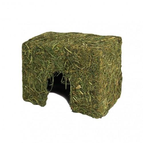 Couchage et habitat rongeur - Maison de foin pour rongeurs
