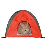 Dôme et maison pour moyen et gros rongeur - Tente Basic