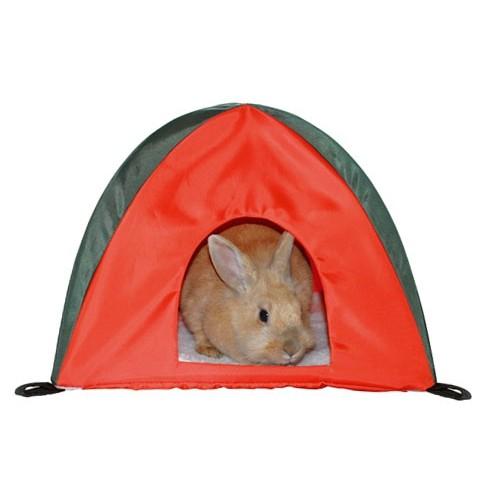 Couchage et habitat rongeur - Tente pour rongeurs