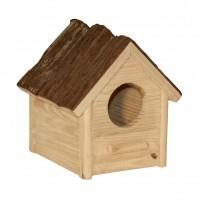Dôme et maison pour rongeur - Maison pour petit rongeur Kerbl