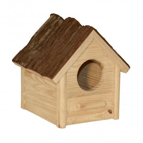 Couchage et habitat rongeur - Maison pour petit rongeur pour rongeurs