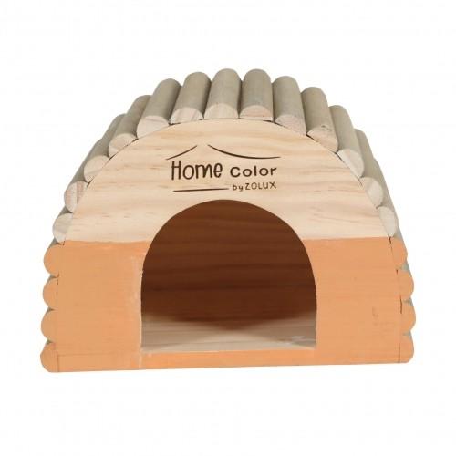 Couchage et habitat rongeur - Maison Dôme Home Color pour rongeurs