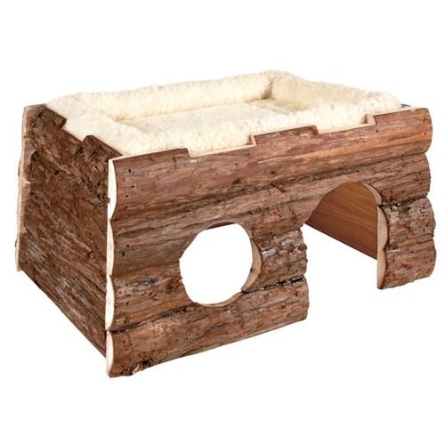 Couchage et habitat rongeur - Maison Tilde pour rongeurs
