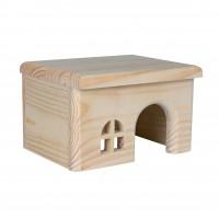 Couchage et habitat rongeur - Maisonnettes en bois