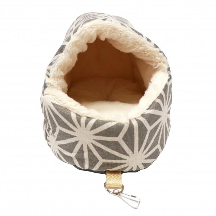 Couchage pour furet - Dôme Edelweiss Cream pour furets