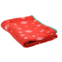 Plaid et couverture pour chien et chat - Plaid Flocons