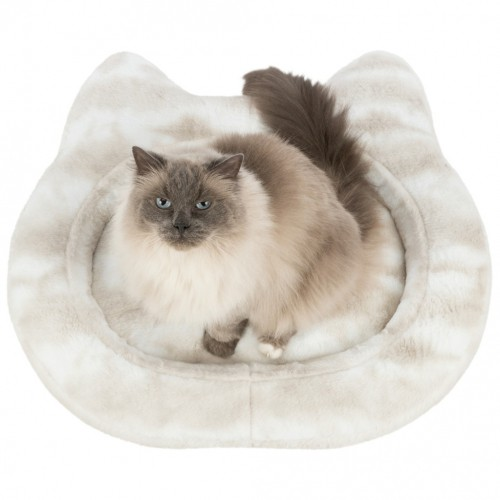 Couchage pour chat - Lit rond Nelli pour chats