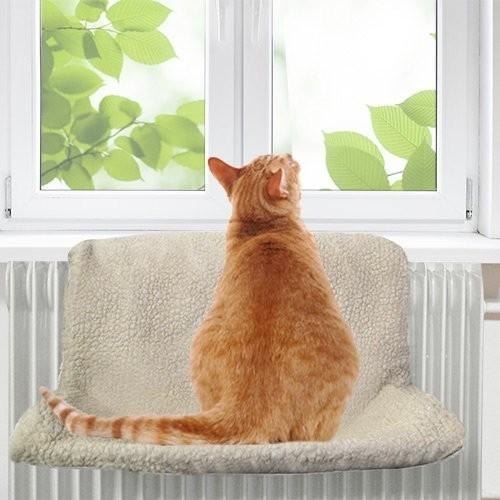 hamac good sleep hamac lit de radiateur pour chat. Black Bedroom Furniture Sets. Home Design Ideas