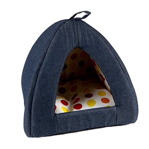 Couchage pour chat - Tipi Jean pour chats