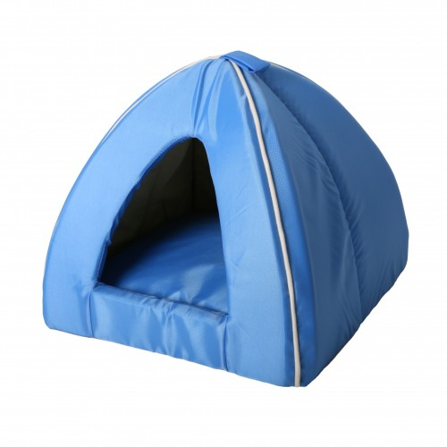 Couchage pour chat - Tipi True Blue pour chats