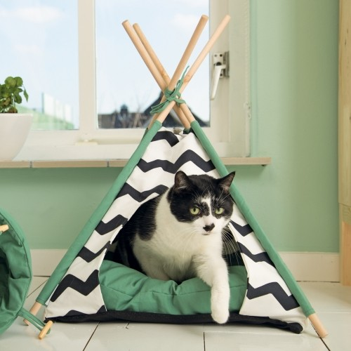 Couchage pour chat - Tipi Bengy pour chats