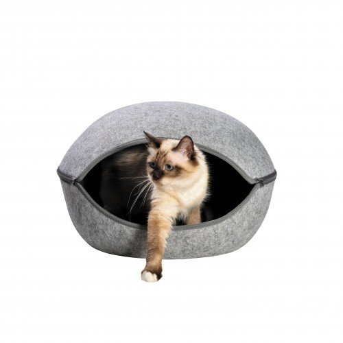 Couchage pour chat - Dome Bulle Balkan pour chats