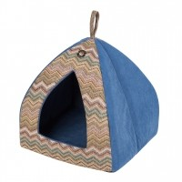 Dôme et maison pour chat - Igloo Deluxe Sunny Wouapy